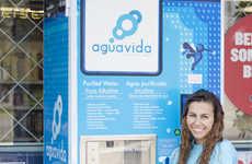 H2O Vending Machines