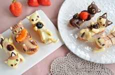 Cute Cat Desserts