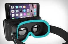 Pocket Virtual Reality Headsets