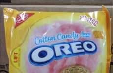 Candy Floss Cookies