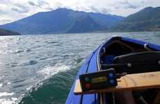 Solar-Powered Kayaks