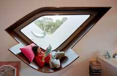 Abstract Window Seats