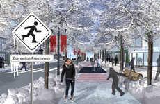 Frozen Walkway Concepts