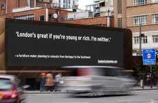 Londoner Narrative Billboards
