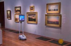 Robotic Museum Guides