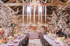 Elegant Farmhouse Weddings