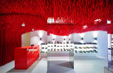 Fibrous Retail Installations