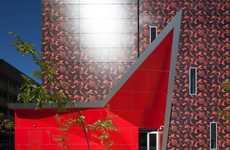 Piercing Crimson Architecture