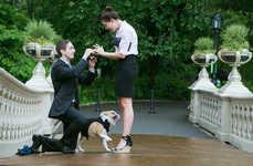 Surprise Proposal Photos