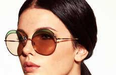 Vintage Eyewear Editorials