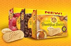 Honey Breakfast Cookies