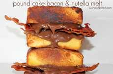 Savory Chocolate Sandwiches