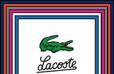 20 Lacoste Logo Innovations