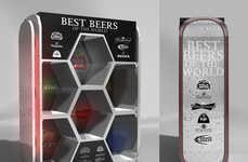 Bold Beer Displays