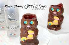 Boozy Bunny Shots
