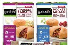 Breaded Vegan Pockets