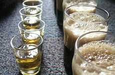 Volatile Maple Beverages