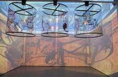Folklore Art Installations
