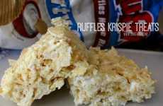 Marshmallow Chip Treats