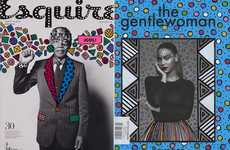 Illustrated Magazine Covers