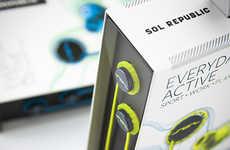 Streamlined Headphone Packaging