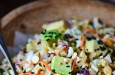 Crunchy Cabbage Salads