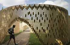 Nordic Timber Pavilions