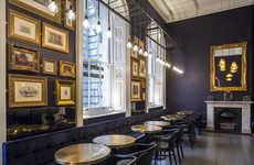 Cultural Institution Cafes