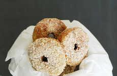 Sugar-Free Cinnamon Donuts