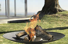 Simplistic Fire Pits