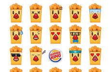 Fast Food Emoji Apps