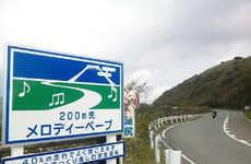 Musical Japanese Roads