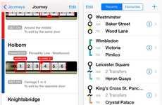Station Navigation Apps