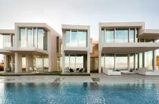 Modern Mediterranean Mansions