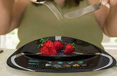 Taste-Altering Dishware Concepts