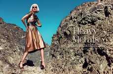 Desert Metallic Fashion
