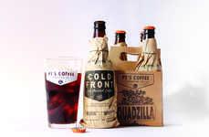 Retro Cold Brew Bottles