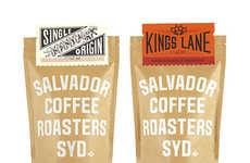 Artisanal Java Branding