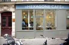 Tiny Geometrical Cafes