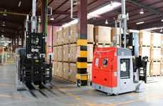 Ultra-Efficient Warehouse Robots