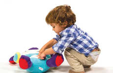 Plush Wellness Toys