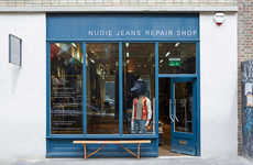 Denim Brand Repair Shops