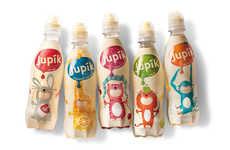 Vibrant Beverage Packaging