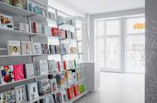Whiteout Bookstore Interiors