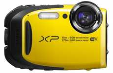 60 Water-Resistant Gadgets