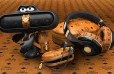 Fashionable Audio Accessories