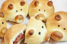 Porky Cinnamon Buns