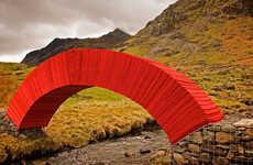 Bold Paper Bridges