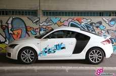 Customized Car Graphics