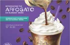 Indulgent Customized Coffees